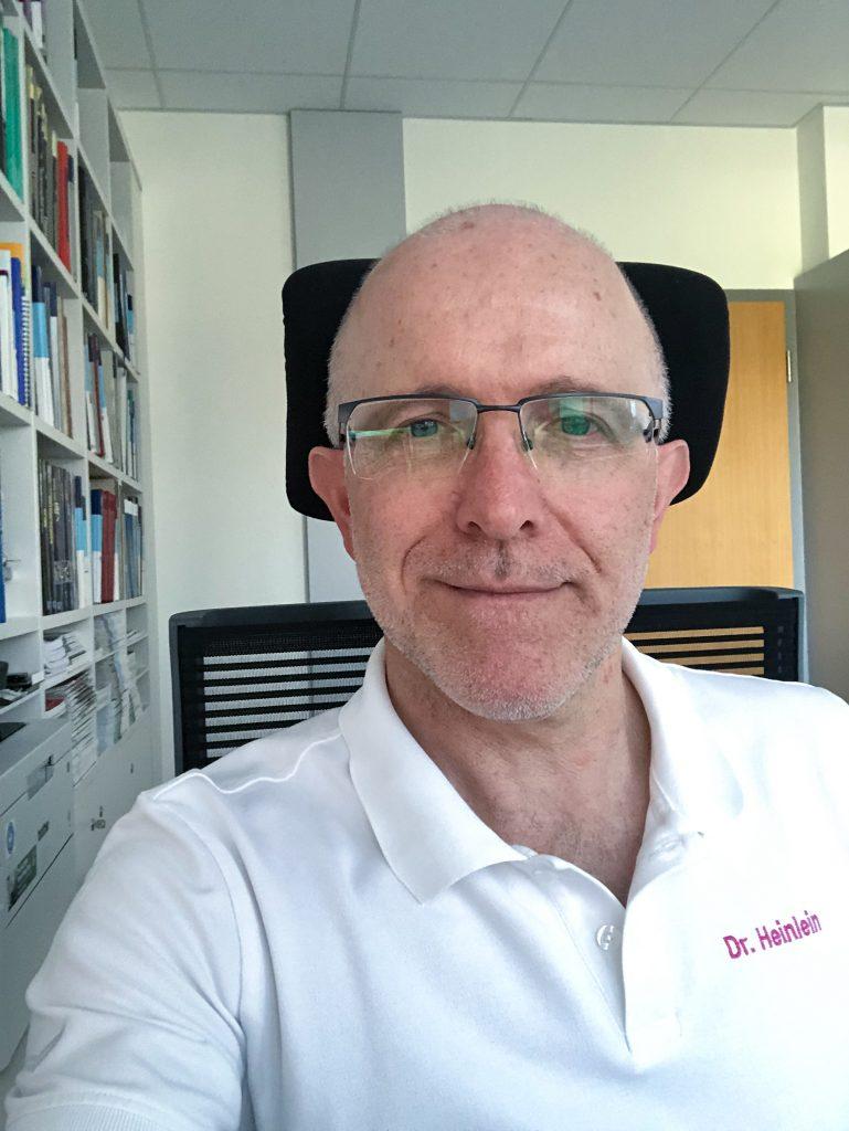 Dr. med. Hans-Peter Heinlein